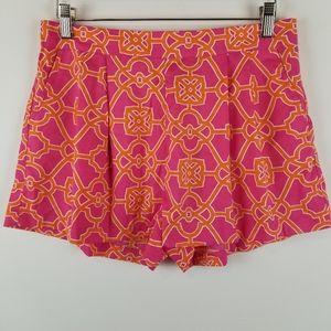 NWT Buckhead Betties Pink/Orange Shorts